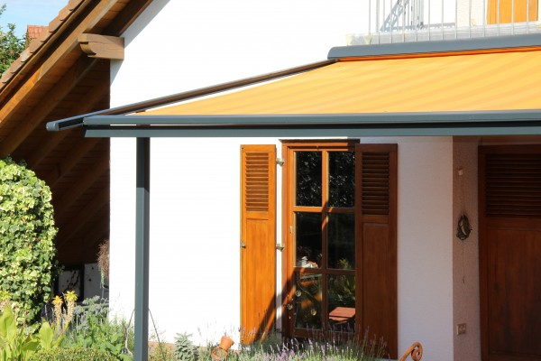 Pergola Markisen made in Germany