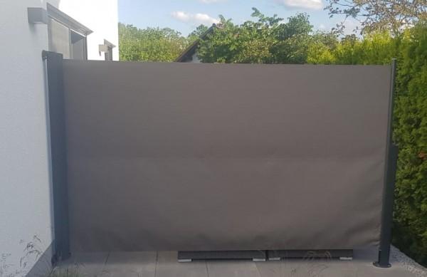 Seitenmarkise Seitenrollo Seitenschirm 200 cm hoch