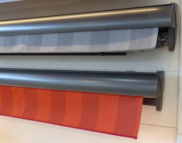 Halbkassettenmarkise 3 x 2 m Hülsenmarkise Breite 300 cm x 200 cm