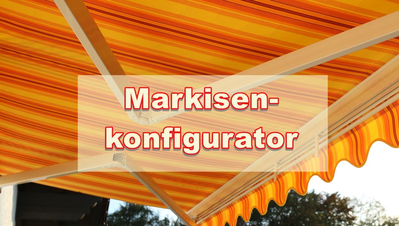 Markisenkonfigurator