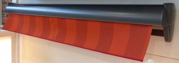 Halbkassettenmarkise 3 x 2,5 m Hülsenmarkise Breite 300 cm x 250 cm