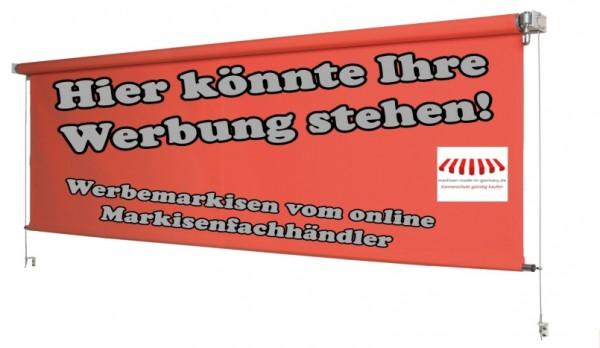 Senkrechtmarkise div. Breiten bis 200 cm Ausfahrlänge Vertikalmarkise Rollo